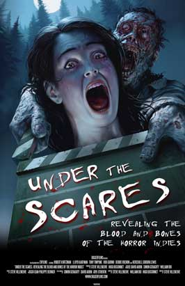 Under the Scares - 11 x 17 Movie Poster - Style A