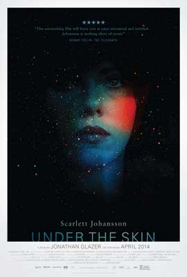 Under the Skin - 11 x 17 Movie Poster - Style A