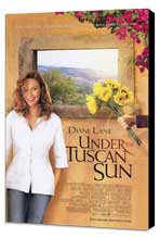 Under the Tuscan Sun - 27 x 40 Movie Poster - Style A - Museum Wrapped Canvas