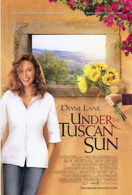 Under the Tuscan Sun - 11 x 17 Movie Poster - Style A