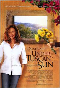 Under the Tuscan Sun - 43 x 62 Movie Poster - Bus Shelter Style A