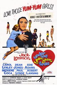 Under the Yum-Yum Tree - 27 x 40 Movie Poster - Spanish Style A