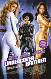 Undercover Brother - 11 x 17 Movie Poster - Style A