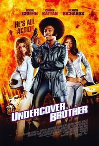 Undercover Brother - 11 x 17 Movie Poster - Style B
