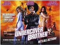 Undercover Brother - 11 x 17 Movie Poster - Style C