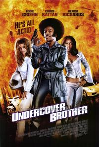 Undercover Brother - 27 x 40 Movie Poster - Style A