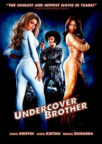 Undercover Brother - 11 x 17 Movie Poster - Style D
