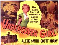 Undercover Girl - 11 x 14 Movie Poster - Style A