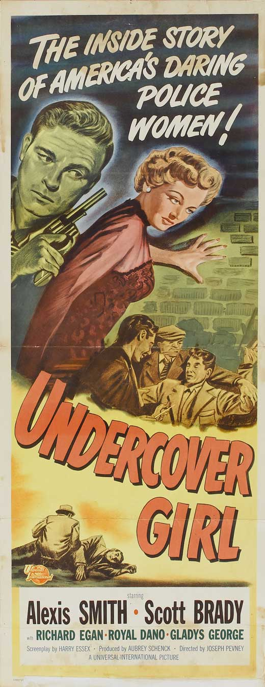 Undercover Girl movie