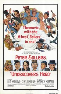 Undercovers Hero - 11 x 17 Movie Poster - Style A