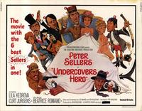 Undercovers Hero - 11 x 14 Movie Poster - Style A