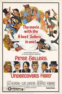 Undercovers Hero - 27 x 40 Movie Poster - Style A