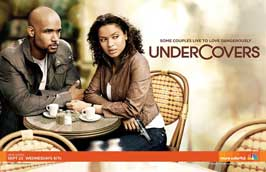 Undercovers (TV) - 11 x 17 TV Poster - Style A