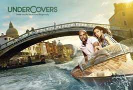 Undercovers (TV) - 11 x 17 TV Poster - Style B