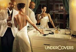 Undercovers (TV) - 11 x 17 TV Poster - Style C