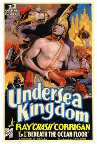Undersea Kingdom - 27 x 40 Movie Poster - Style A
