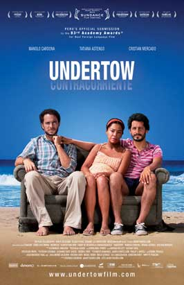 Undertow - 43 x 62 Movie Poster - Bus Shelter Style A