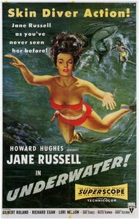 Underwater - 11 x 17 Movie Poster - Style A