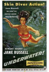 Underwater - 27 x 40 Movie Poster - Style A