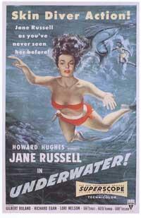 Underwater - 11 x 17 Movie Poster - Style B
