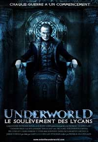 Underworld 3: Rise of the Lycans - 11 x 17 Movie Poster - French Style A