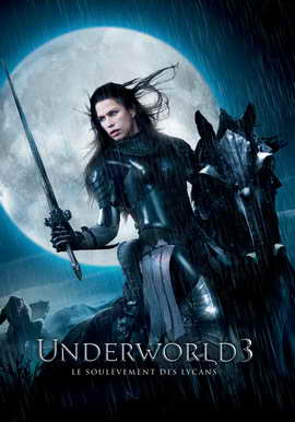 Underworld 3: Rise of the Lycans - 27 x 40 Movie Poster - French Style A