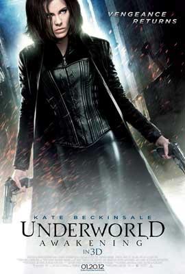 Underworld Awakening - 27 x 40 Movie Poster - Style B