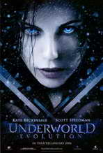 Underworld: Evolution - 27 x 40 Movie Poster - Style A