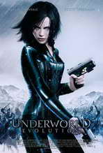 Underworld: Evolution - 27 x 40 Movie Poster - Style B