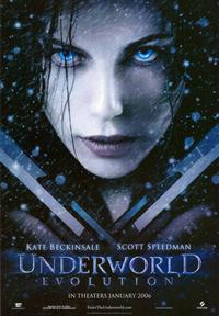 Underworld: Evolution - 43 x 62 Movie Poster - Bus Shelter Style A