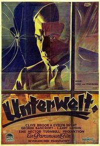 Underworld - 11 x 17 Movie Poster - German Style A