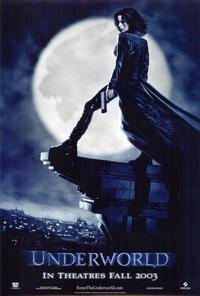Underworld - 27 x 40 Movie Poster - Style B