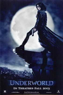 Underworld - 11 x 17 Movie Poster - Style A