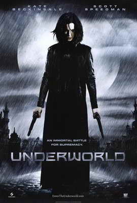 Underworld - 11 x 17 Movie Poster - Style B