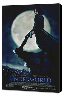 Underworld - 27 x 40 Movie Poster - Style A - Museum Wrapped Canvas