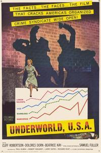 Underworld, U.S.A. - 11 x 17 Movie Poster - Style A