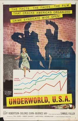 Underworld U.S.A. - 27 x 40 Movie Poster - Style A