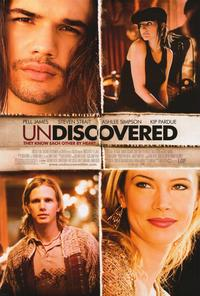 Undiscovered - 27 x 40 Movie Poster - Style A