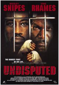 Undisputed - 11 x 17 Movie Poster - Style A