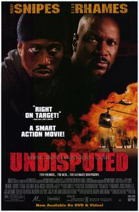 Undisputed - 11 x 17 Movie Poster - Style B