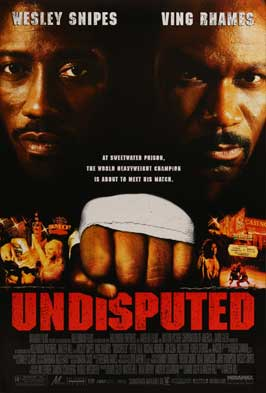 Undisputed - 27 x 40 Movie Poster - Style C