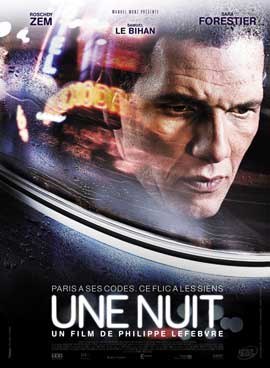 Une nuit - 43 x 62 Movie Poster - French Style A