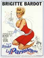 Une Parisienne - 11 x 17 Movie Poster - Style A
