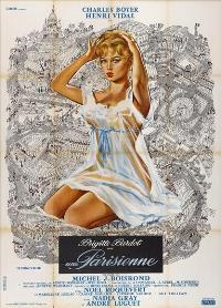 Une Parisienne - 11 x 17 Movie Poster - French Style A