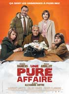 Une pure affaire - 27 x 40 Movie Poster - French Style A