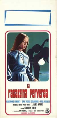 Une Vierge Pour Saint-Tropez - 13 x 28 Movie Poster - Italian Style A