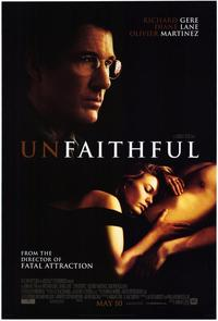Unfaithful - 27 x 40 Movie Poster - Style A