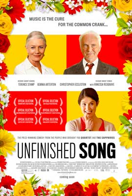 Unfinished Song - 11 x 17 Movie Poster - Style A
