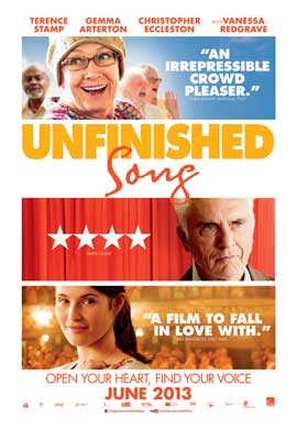 Unfinished Song - 27 x 40 Movie Poster - Style B