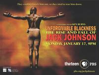 Unforgivable Blackness: The Rise and Fall of Jack Johnson - 11 x 14 Movie Poster - Style A
